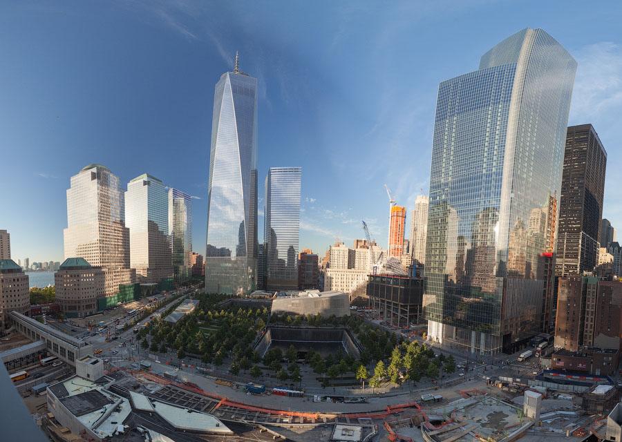 World Trade Center. New York City. 2014